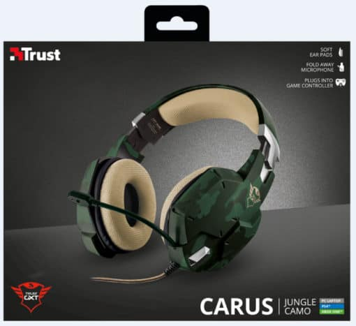GXT 322C Carus Gaming Headset